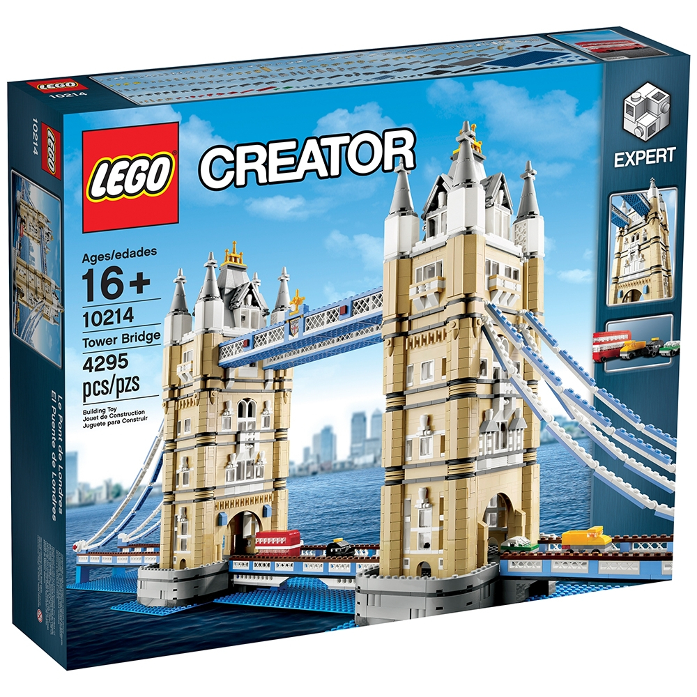 lego 10214 tower bridge