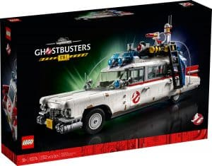 lego 10274 ghostbusters ecto 1 auto