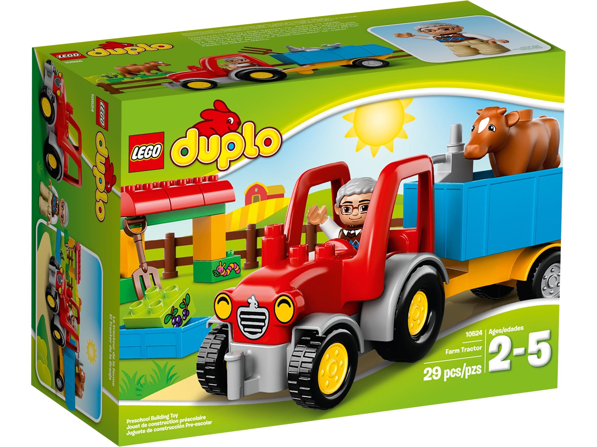 lego 10524 maatilan traktori