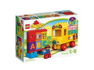 lego 10603 ensimmainen bussi
