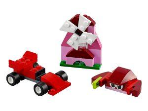 lego 10707 punainen luovuuden laatikko