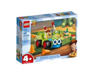 lego 10766 woody ja rc