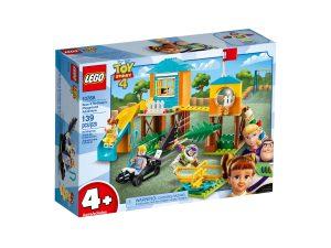 lego 10768 buzzin ja tilli tallin leikkikenttaseikkailu