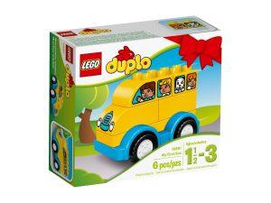 lego 10851 ensimmainen bussini