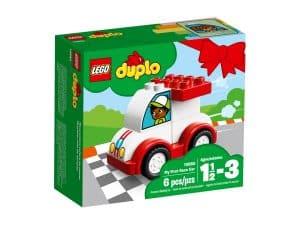 lego 10860 ensimmainen kilpa autoni