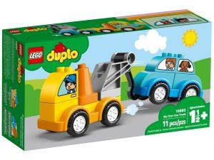 lego 10883 ensimmainen hinausautoni