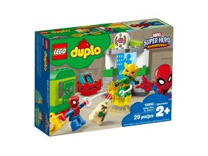 lego 10893 spider man vastaan elektro