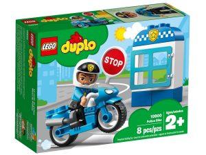 lego 10900 poliisimoottoripyora