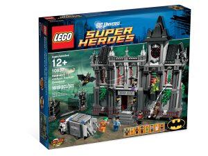 lego 10937 batman arkham asylum pako