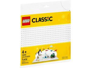 lego 11010 valkoinen rakennuslevy