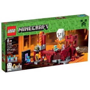 lego 21122 nether linnake