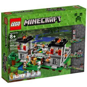 lego 21127 linnoitus