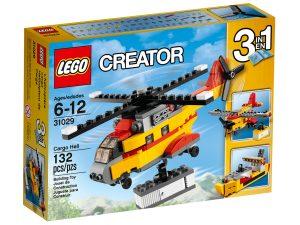 lego 31029 rahtihelikopteri
