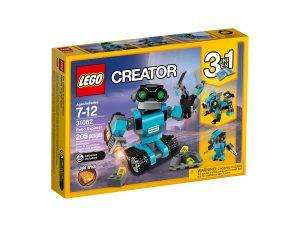 lego 31062 robottitutkija