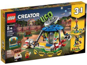 lego 31095 huvipuiston karuselli