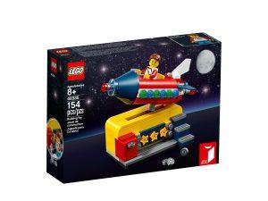 lego 40335 avaruusraketti huvilaite