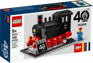 lego 40370 junat 40 vuotisjuhlasetti