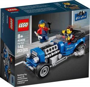lego 40409 hot rod auto