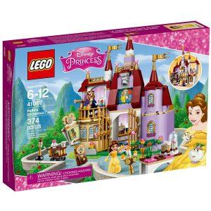 lego 41067 bellen lumottu linna