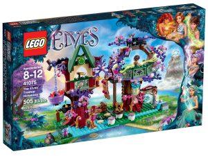 lego 41075 keijujen piilopaikka puussa