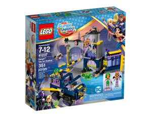 lego 41237 batgirlin salainen bunkkeri