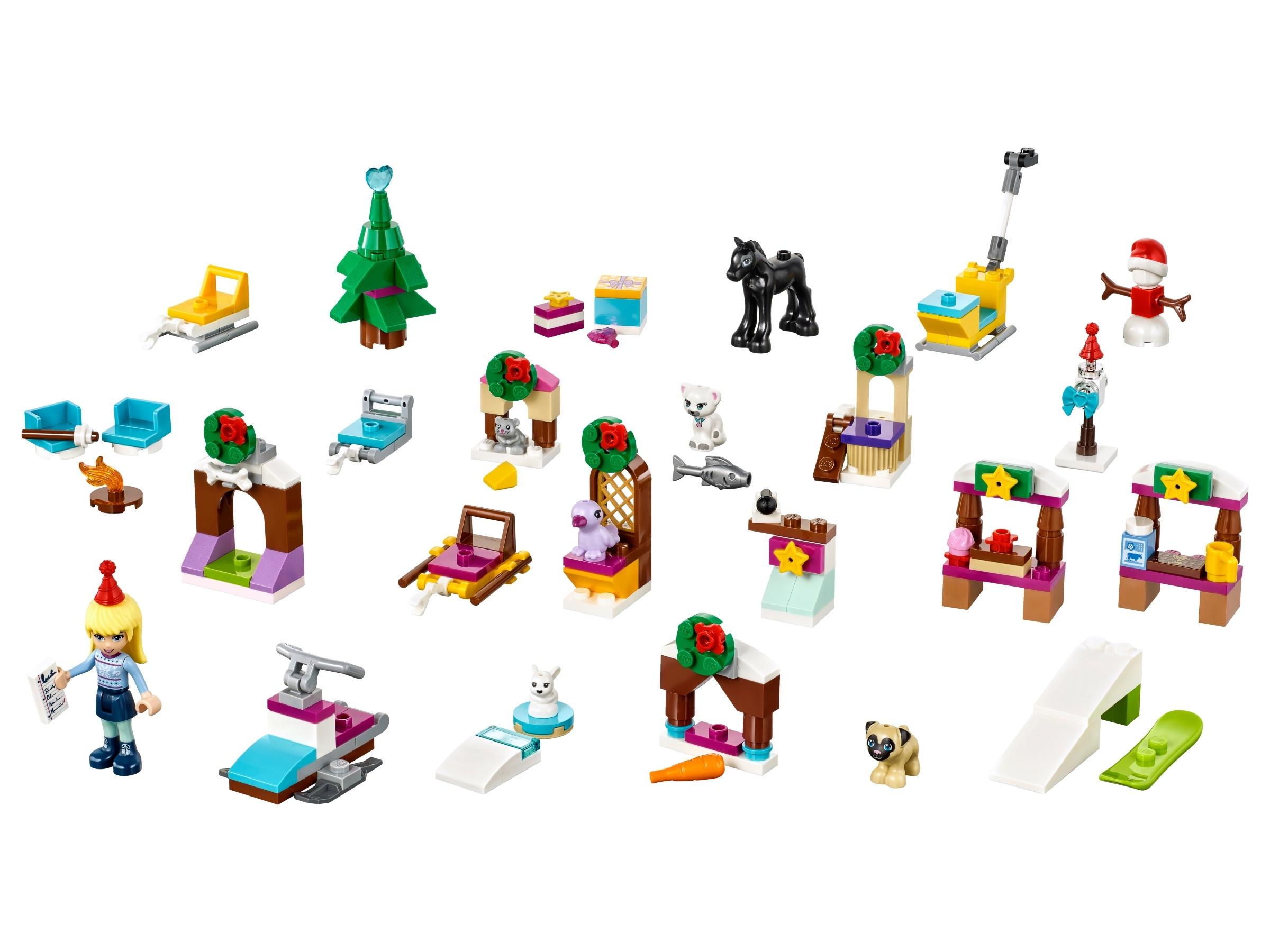 lego 41326 friends joulukalenteri