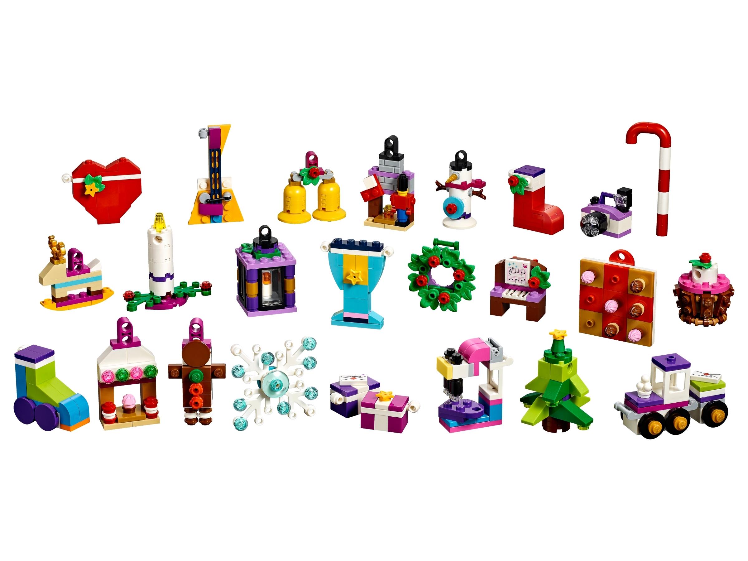lego 41353 friends joulukalenteri