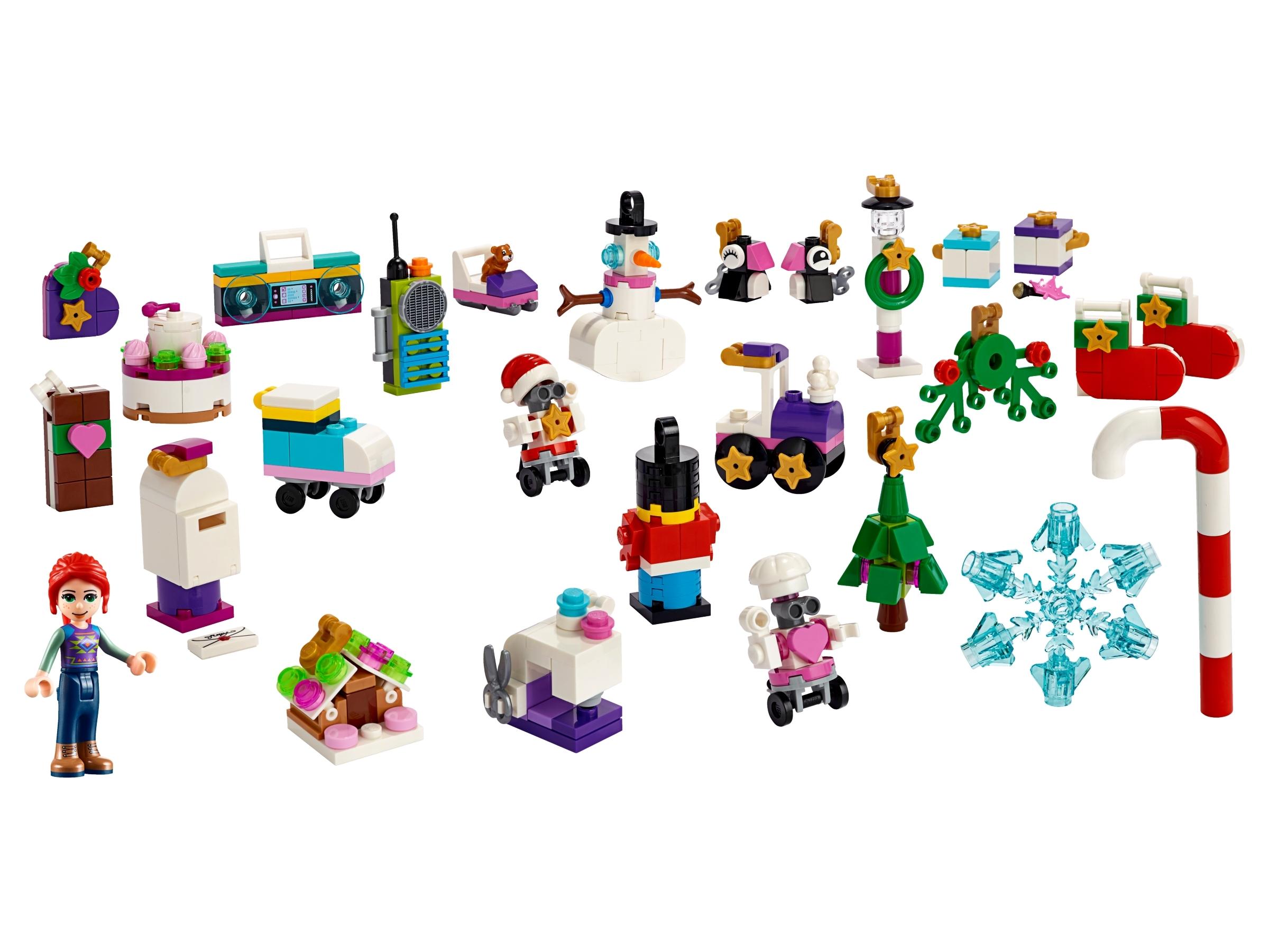 lego 41382 friends joulukalenteri