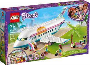 lego 41429 heartlake cityn lentokone