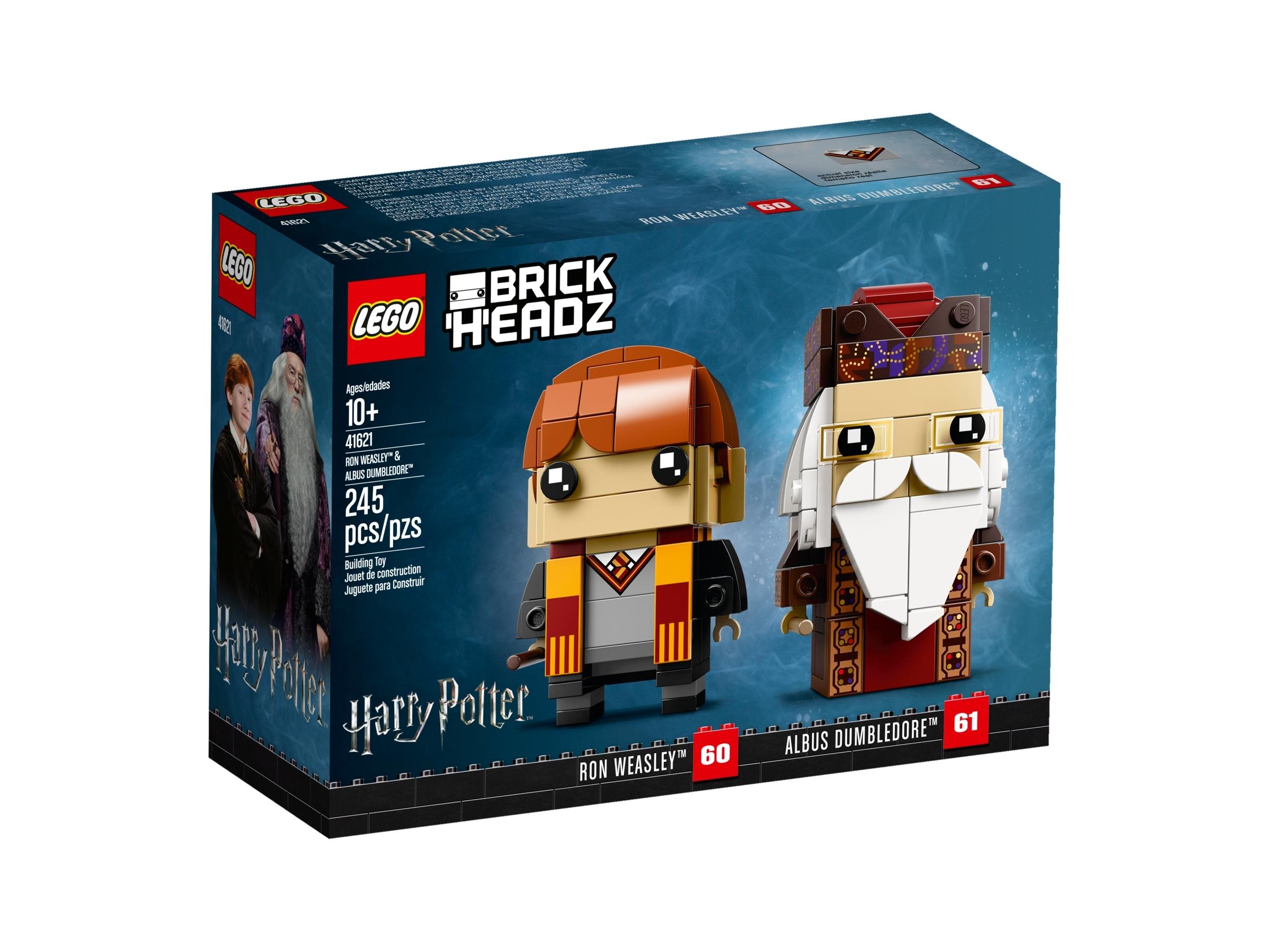 lego 41621 ron weasley ja albus dumbledore