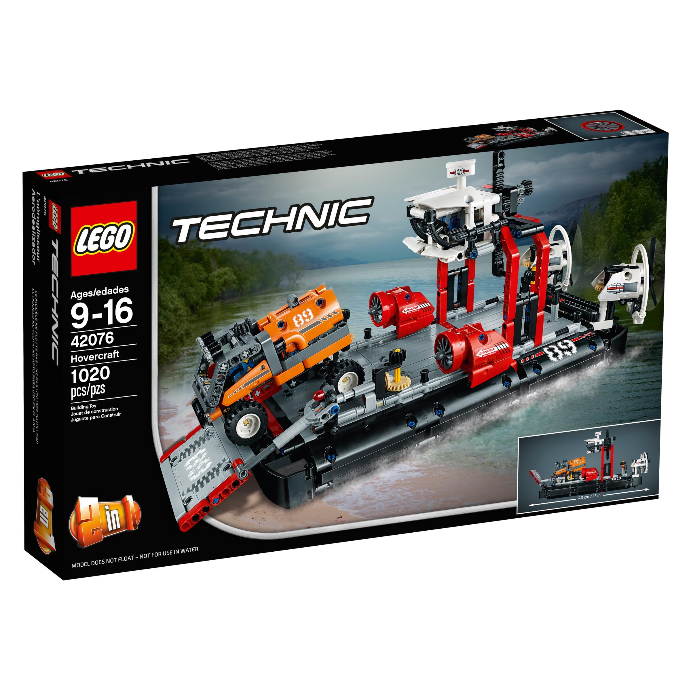 lego 42076 ilmatyynyalus