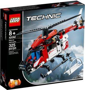 lego 42092 pelastushelikopteri