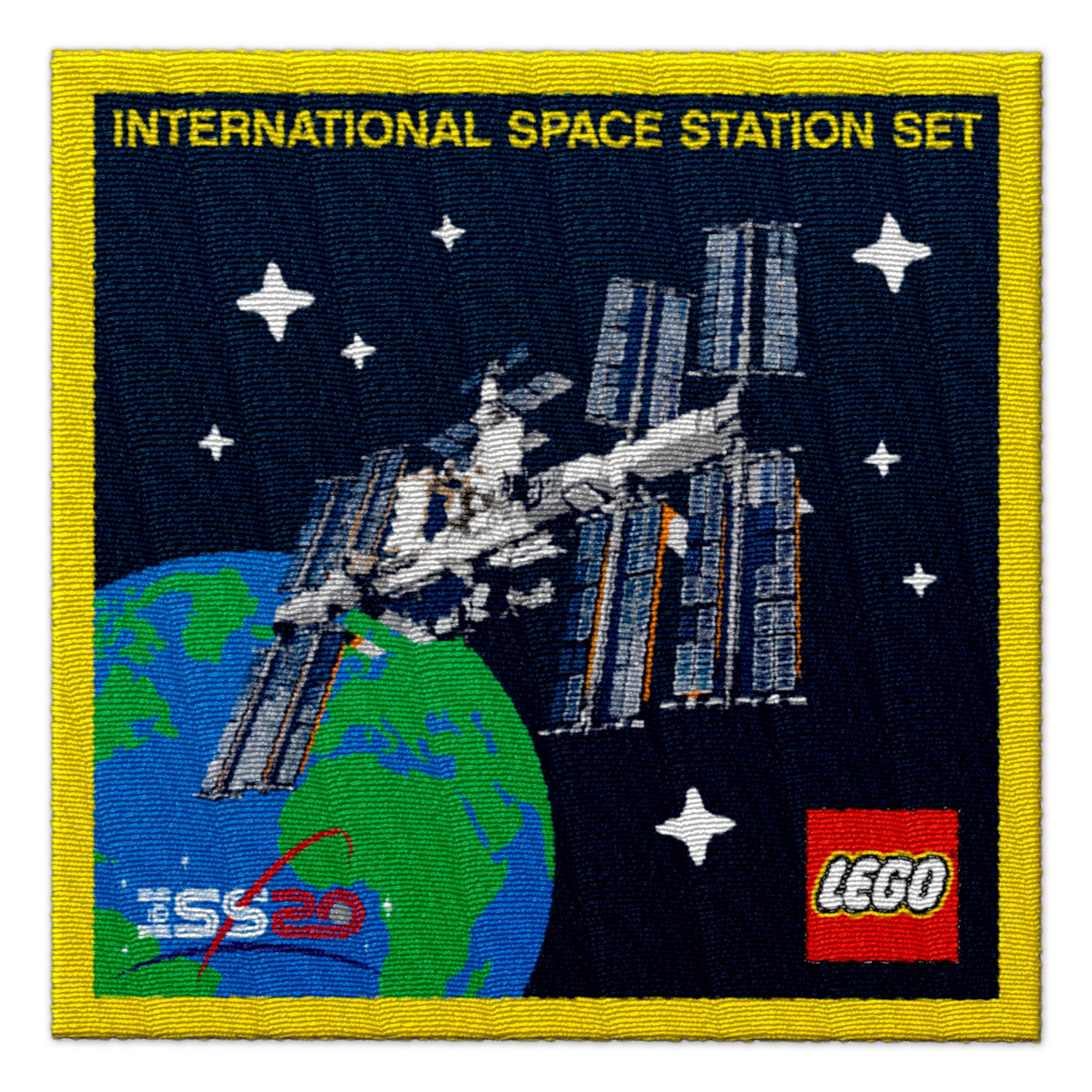 lego 5006148 avaruuskangasmerkki