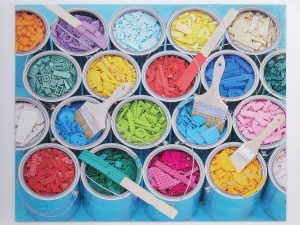 lego 5006203 paint party palapeli