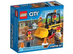 lego 60072 city rajaytystyomaa aloitusrasia