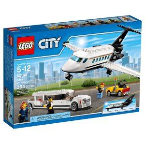 lego 60102 lentokentan vip palvelu