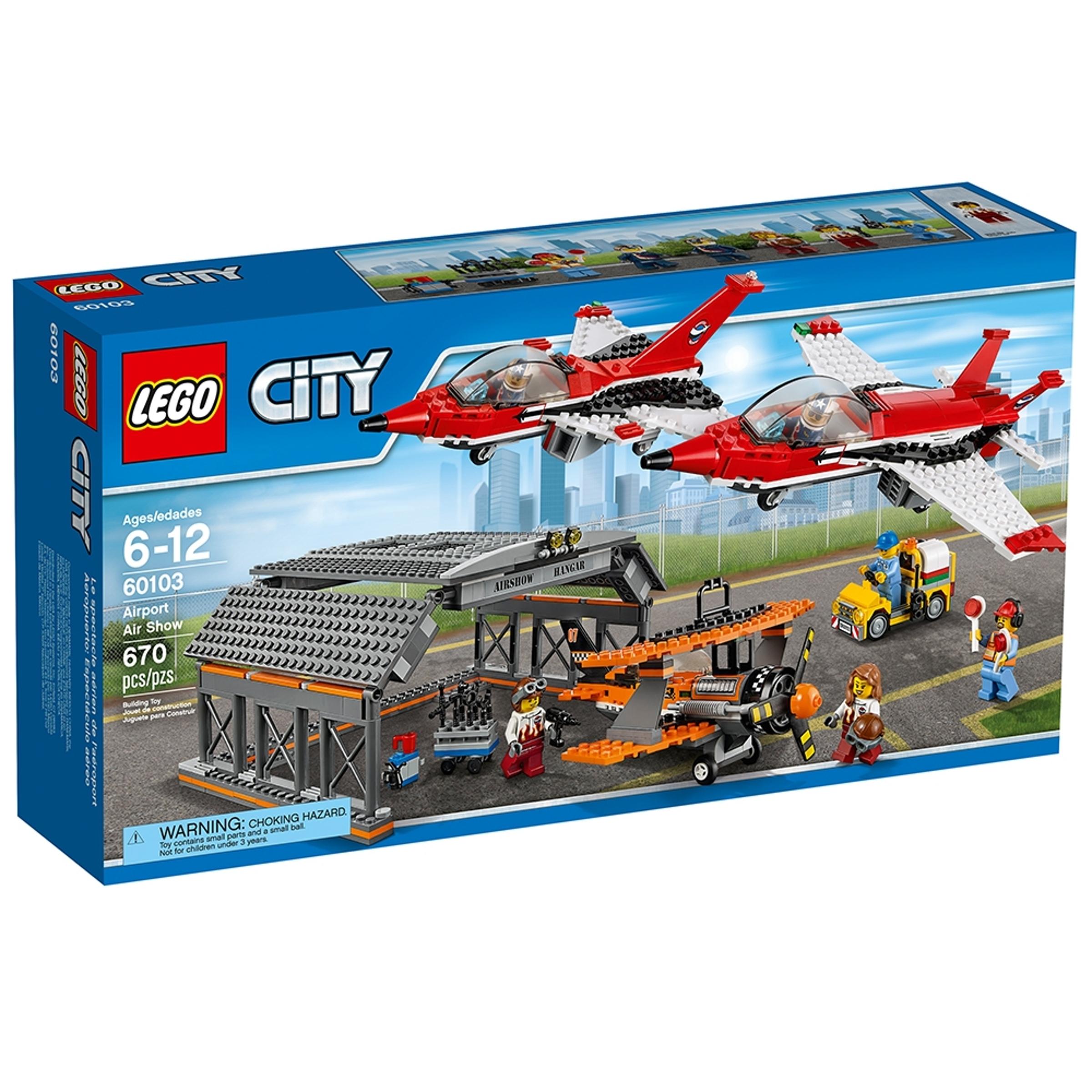 lego 60103 lentokentan lentonaytos