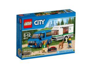 lego 60117 pakettiauto ja asuntovaunu