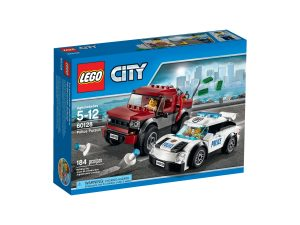 lego 60128 poliisin takaa ajo