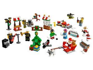 lego 60133 cityn joulukalenteri