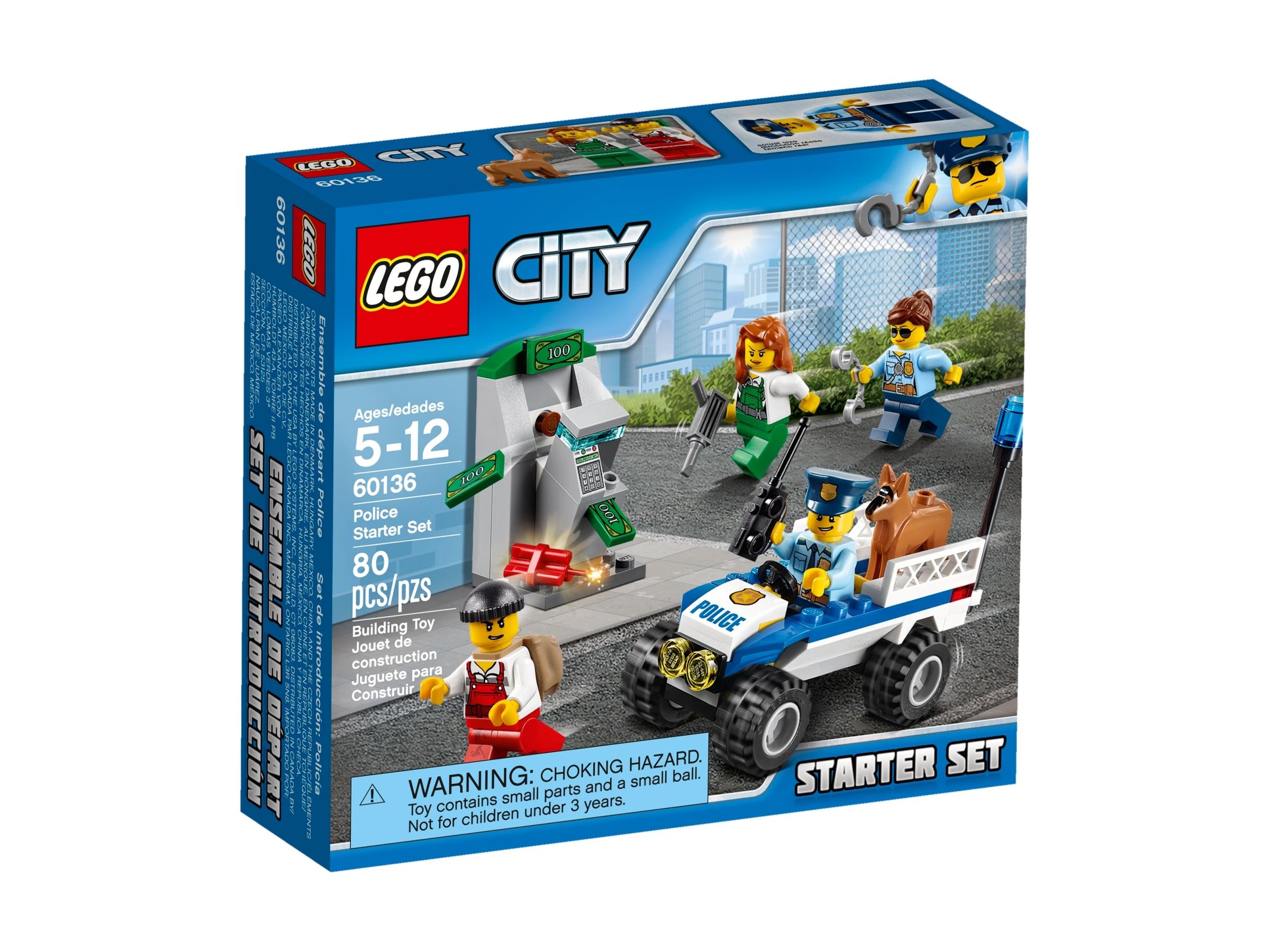 lego 60136 poliisin aloitussarja