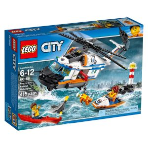 lego 60166 jarea pelastushelikopteri