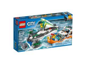 lego 60168 purjeveneen pelastusoperaatio