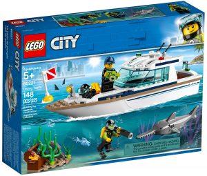 lego 60221 sukellusjahti