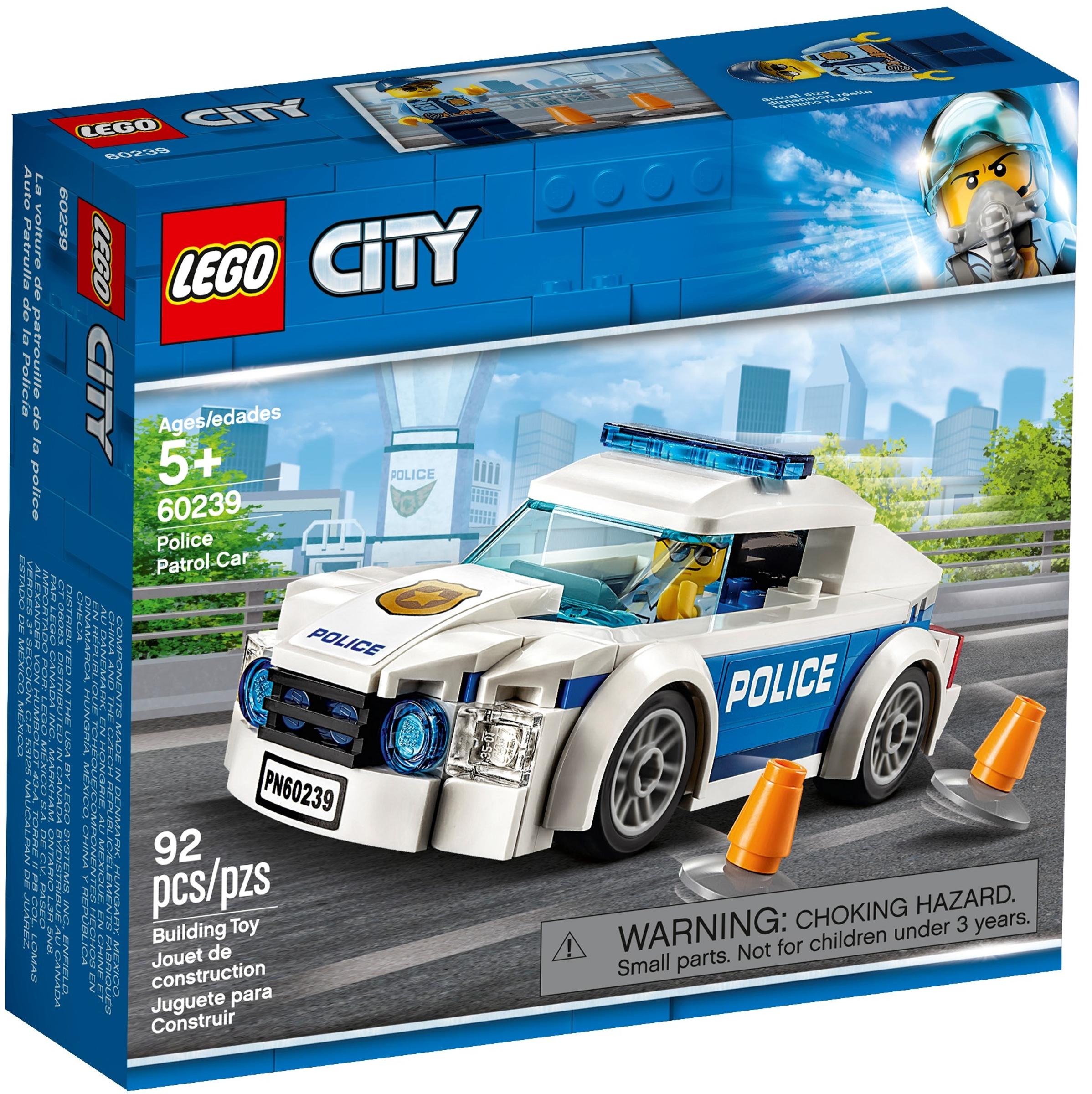 lego 60239 poliisin partioauto