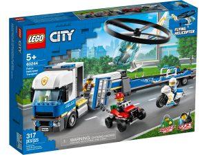 lego 60244 poliisihelikopterin kuljetus