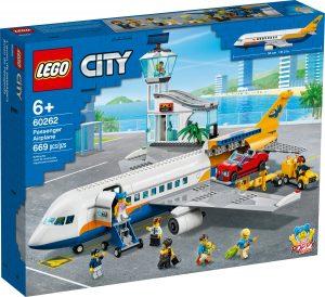 lego 60262 matkustajalentokone