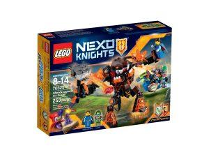 lego 70325 infernox vangitsee kuningattaren
