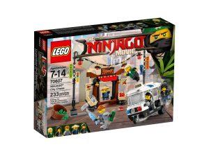 lego 70607 takaa ajo ninjago cityssa