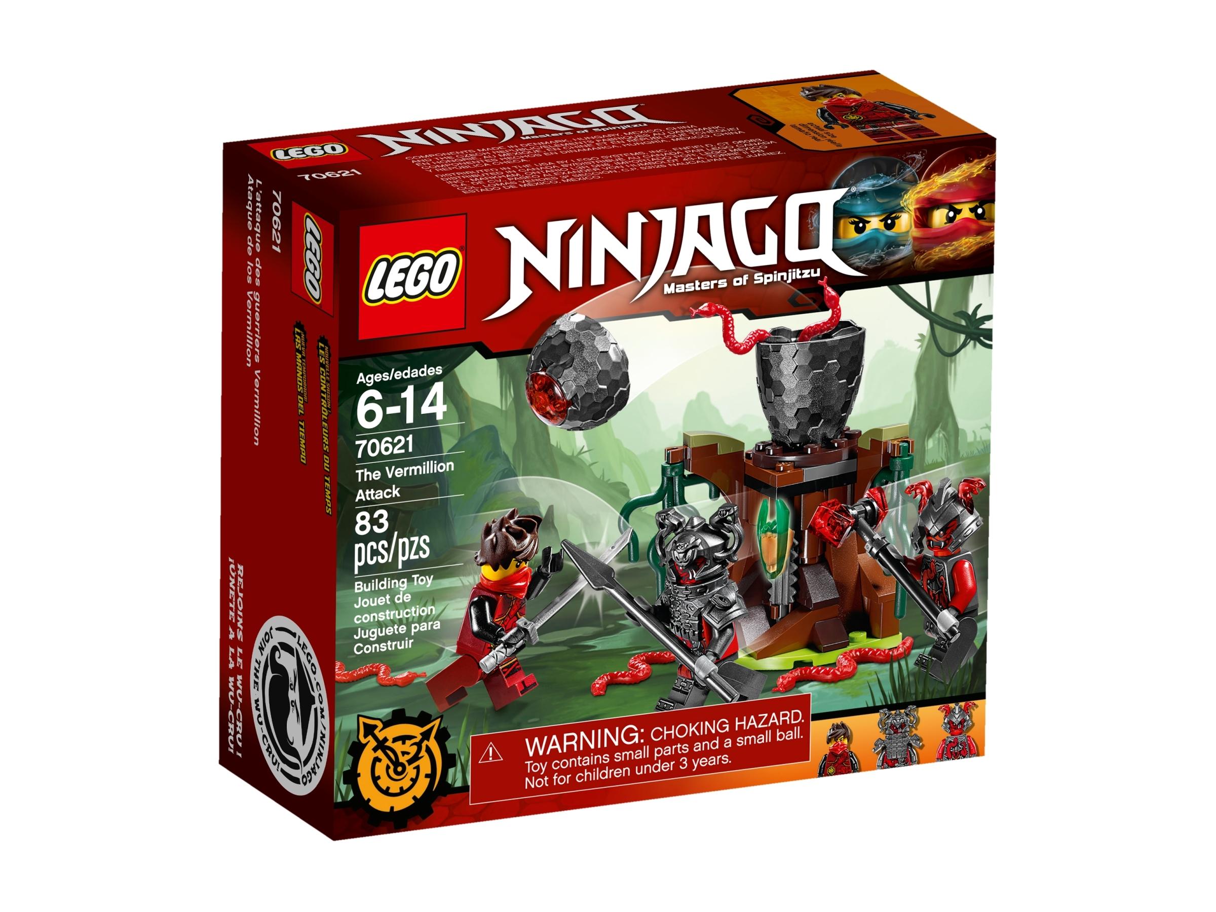 lego 70621 punainen hyokkays